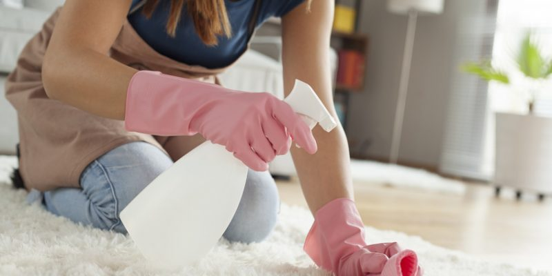 help cleaning your house
