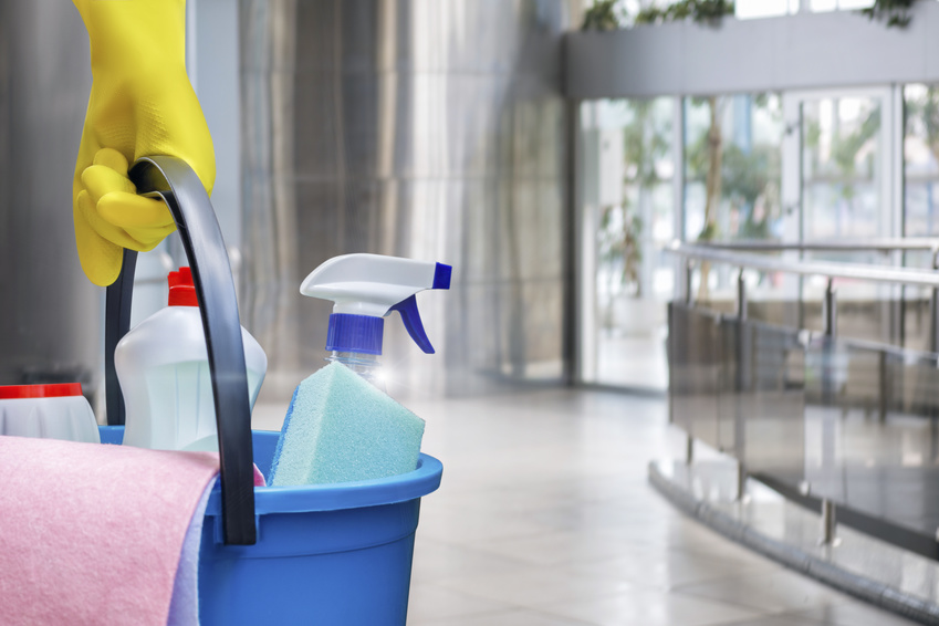 commercial cleaning services lexington va