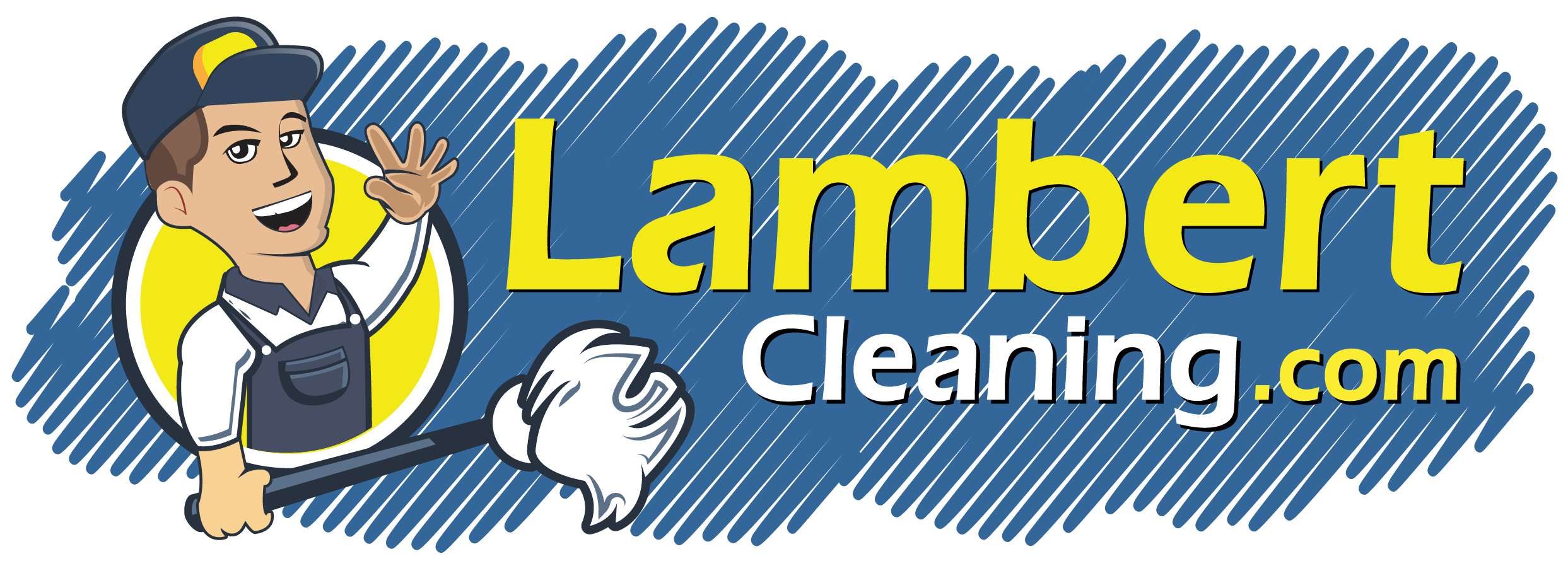 Lambert Cleaning Logo